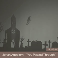 Johan Agebjorn feat. Young Galaxy - You Passed Through